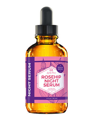 Rosehip Night Serum - 1 oz