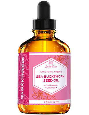 Sea Buckthorn Seed Oil  - 2 oz