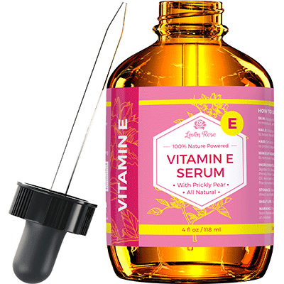 Vitamin E Serum - 4 oz