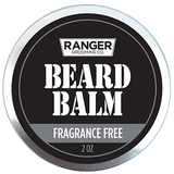 Beard Balm and Conditioner - Fragrance Free - 2 oz