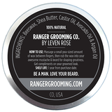 Mustache Wax - Fragrance Free - 2 oz