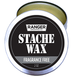 Mustache Wax - Fragrance Free
