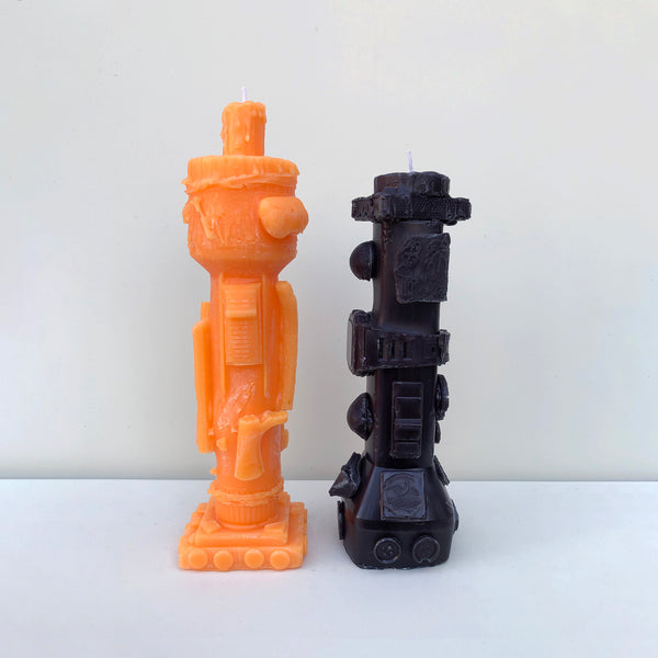 Flashlight Candle Replica Pair (#2)