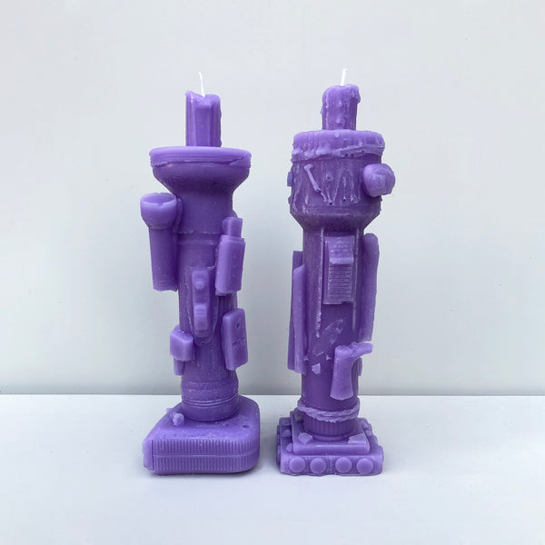 Flashlight Candle Replica Pair (#12)