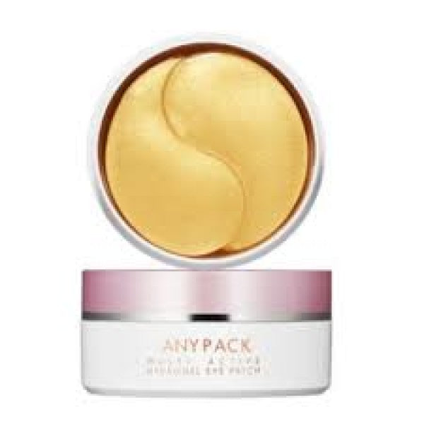 Eye patch Anti-ageing 24K Gold Professional Eye Mask - Hydra-Gel Eye Patches, ANYPACK Korea