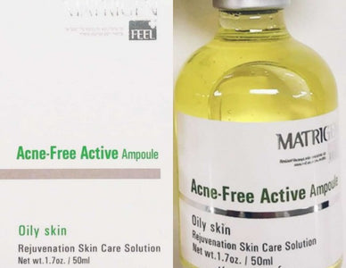Matrigen Acne Free Active Ampoule S.Korea 50ml /1 pack