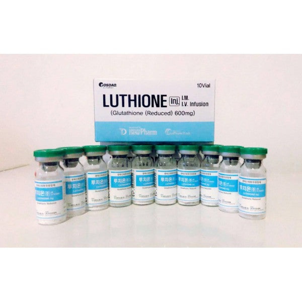 Luthione INJECTION glutathione 600mg *10 Korea