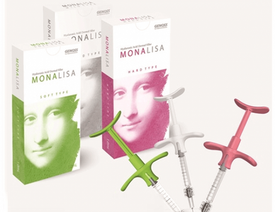 MONALISA Cross-Linked Hyaluronic Acid Dermal