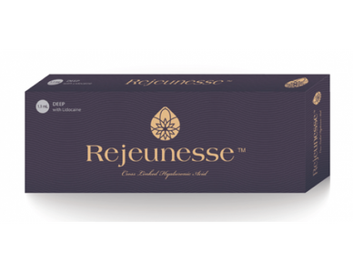 Rejeunesse deep Hyaluronic Acid Dermal Filler with Lidocaine Korea