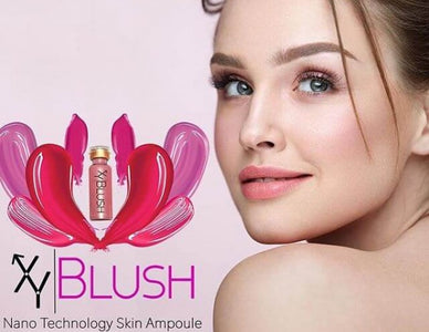 XY Blush - XY BB Glow for microneedling - color PINK Korea 5*5ml