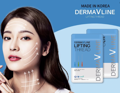 Derma V Line lifting threads LIFT KING SHARK (MOLD) TYPE Korea