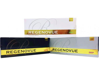 Regenovue with lidocaine Fine+/Deep+/Sub-Q+ High Quality Hyaluronic Acid Filler MESOTHERAPY Dermal Filler Korea