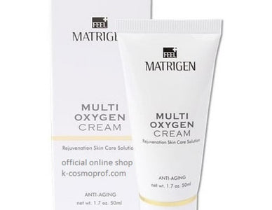 Matrigen Multi Oxygen Cream for radiance and refresh skin 50ml