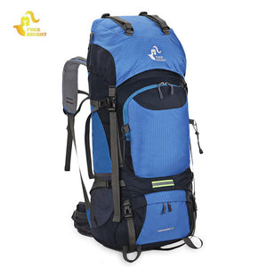 60L FreeKnight Lightweight Hiking Outdoor Sports Camping Travel Backpack BEST PRICE