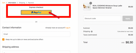 how to pay with debit and credit card on paypal
