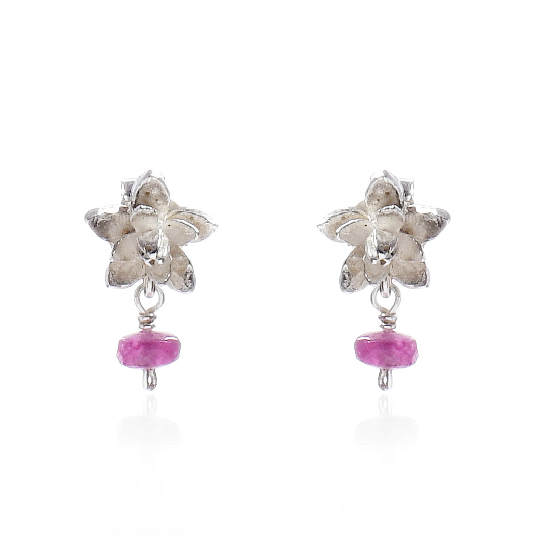 Blossom Lotus Earrings