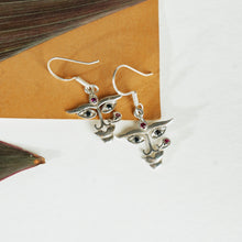 Load image into Gallery viewer, Durga Kali Earrings