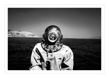 Load image into Gallery viewer, Diver in Kalymnos, Dodecanese, Greece