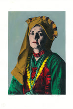 Load image into Gallery viewer, Genuine Painting. Thracian lady #3