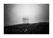 Load image into Gallery viewer, Museum grade print. Skinakas Observatory, Crete.