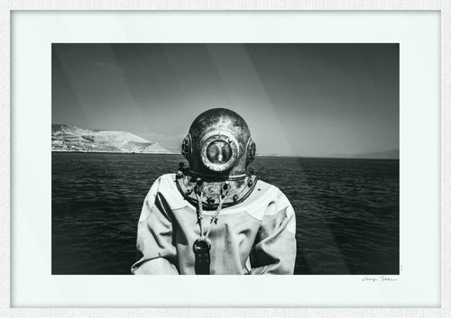 Limited Edition: Diver in Kalymnos