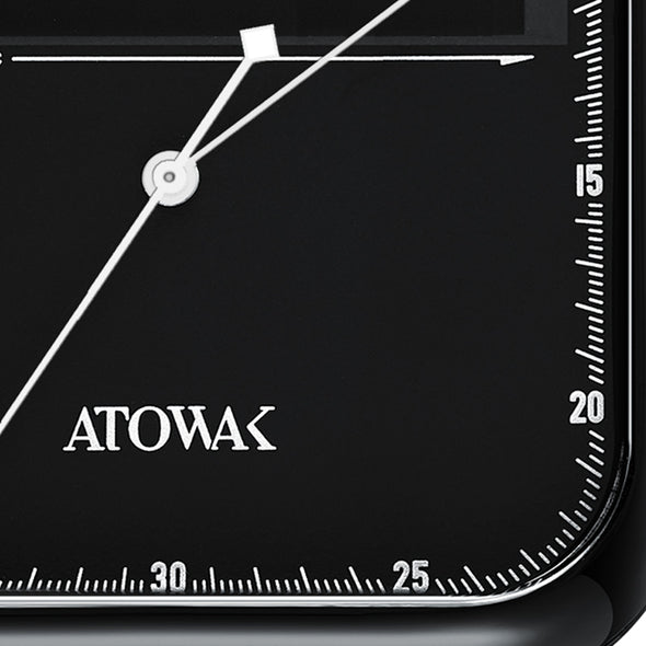 Atowak Windows Black Dial Classic Man's Automatic Watch
