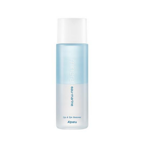 Mineral Lip & Eye Makeup Remover - Marine