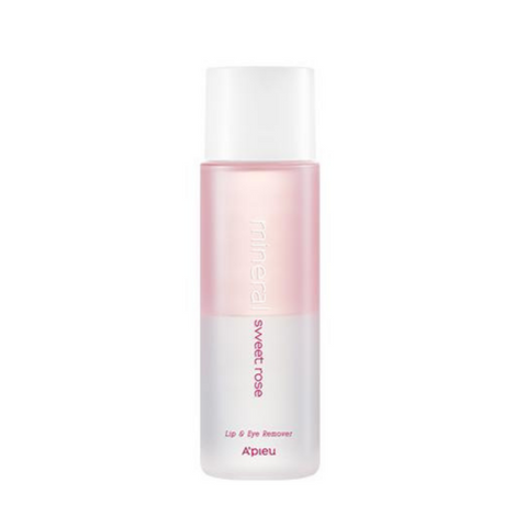 Mineral Lip & Eye Makeup Remover - Sweet Rose
