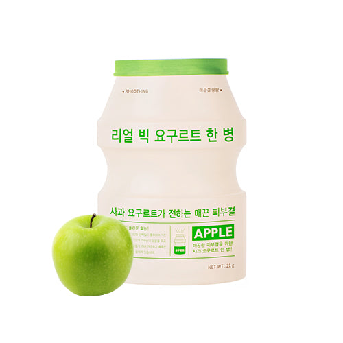 Real Big Yogurt One-Bottle Face Mask - Apple