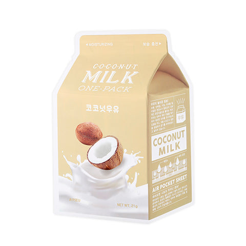 Milk One Pack Mask - Coconut Milk