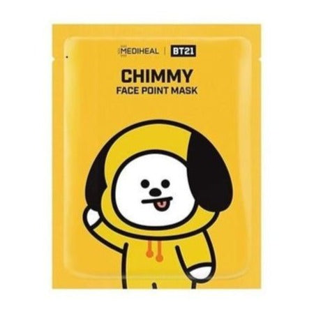 BT21 Chimmy Face Point Mask