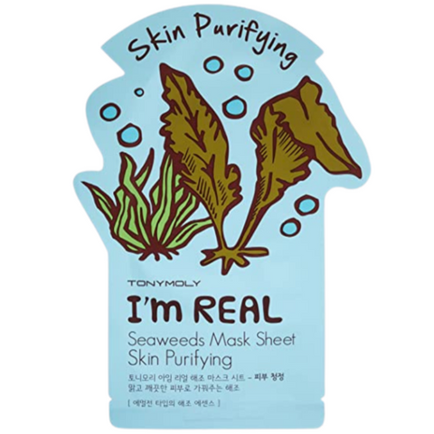 I'm REAL Seaweed Sheet Mask
