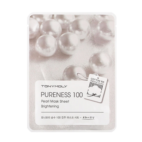 Pureness 100 Pearl Sheet Mask