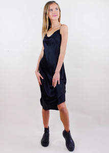 Junie Dress in Black