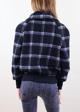 Load image into Gallery viewer, Plaid Amager Bomber