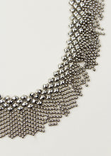 Load image into Gallery viewer, Liquid Silver Necklace