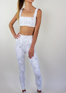 Silhouettes High Waist Legging