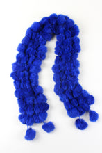 Load image into Gallery viewer, Coney Fur Bobble Scarf