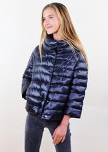 Load image into Gallery viewer, Black Down Jacket