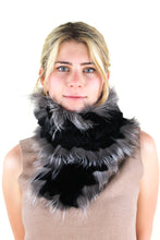 Load image into Gallery viewer, Coney Fur Scarf