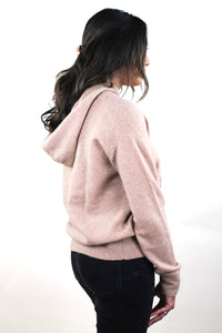Blend Cashmere Hoodie