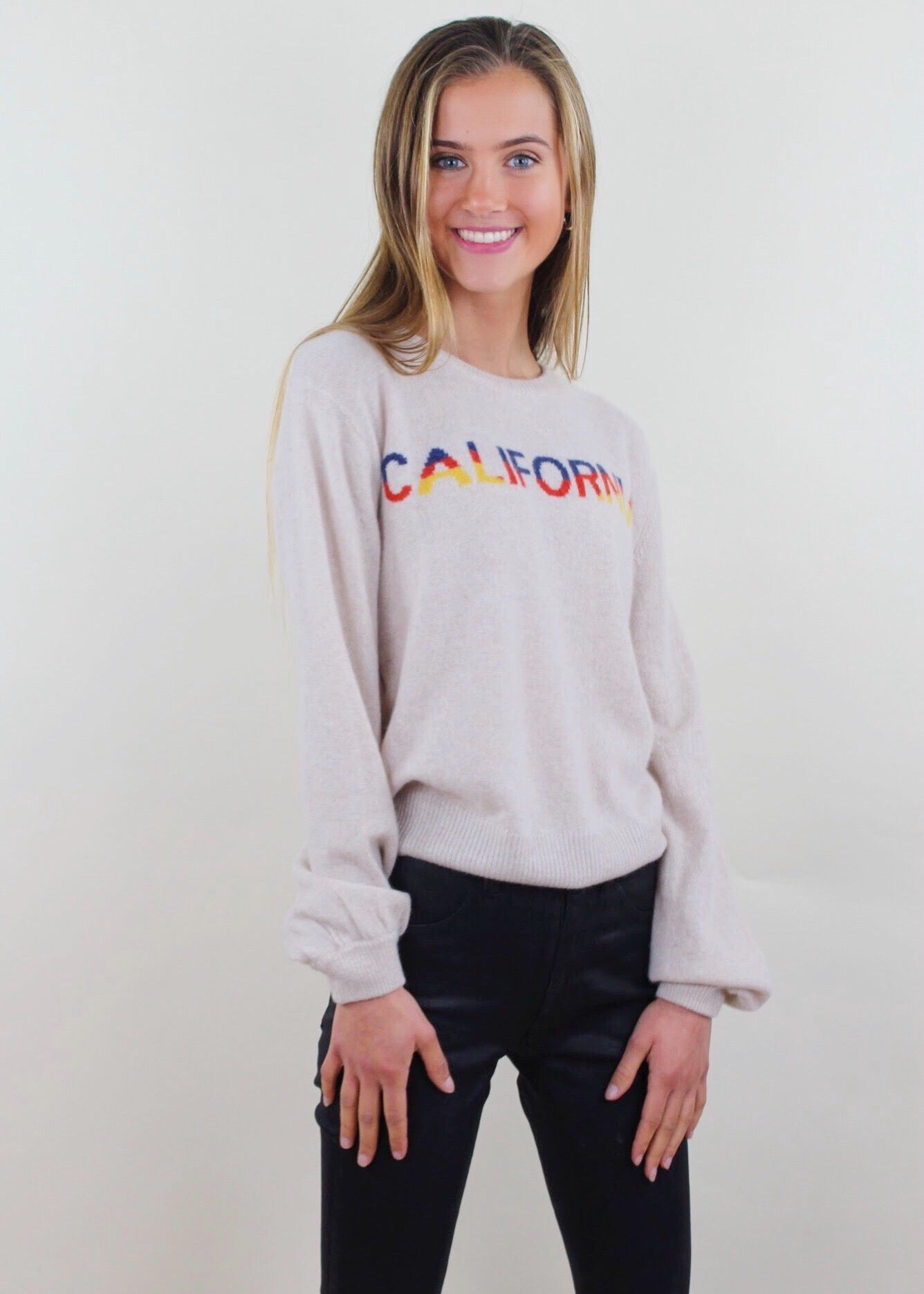 California Ryann Sweater