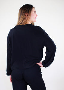 Annie Rib Long Sleeve
