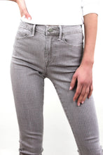 Load image into Gallery viewer, Skinny Tawny Multi Textured Jeans