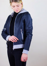 Load image into Gallery viewer, Telma Sheep Leather Jacket