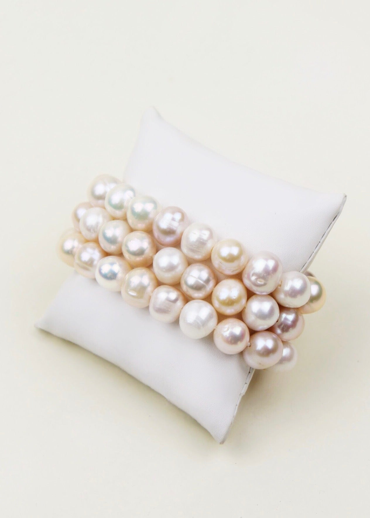 Natural Freshwater Pearl Bracelet 11mm