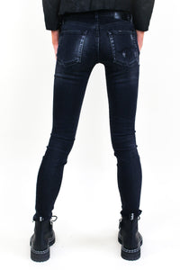The Kate Skinny in Black