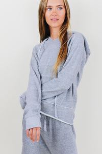 Rayne Sweatshirt in Heather Grey