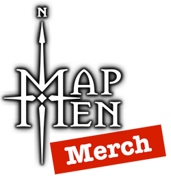 Map Men Merch