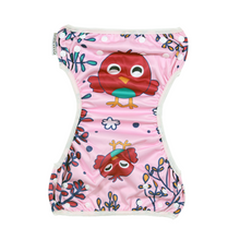 Load image into Gallery viewer, Reusable Swim Diaper/Swim Costume Pink